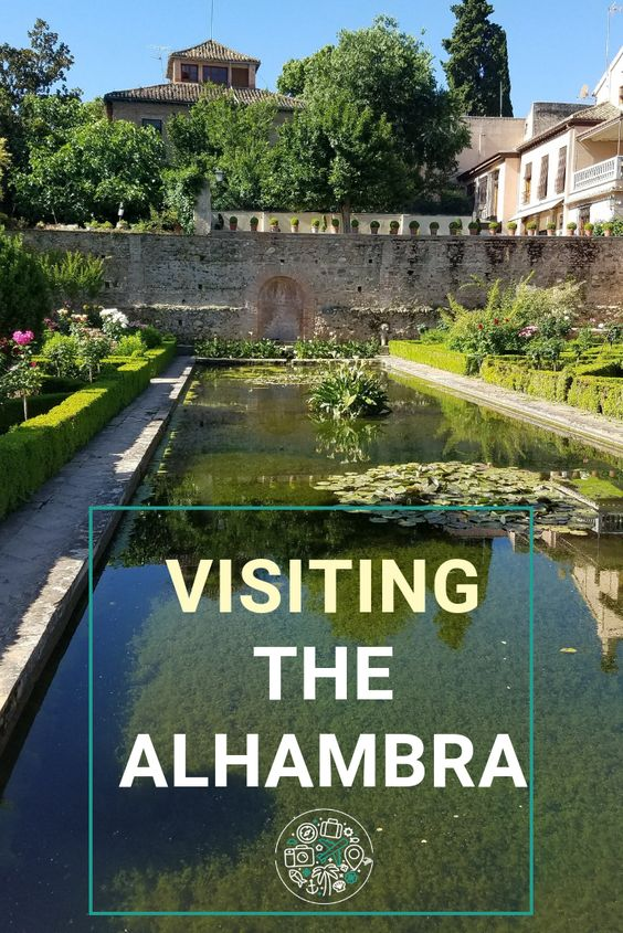 What to expect and what to do when you want to visit the Alhambra in Granada. Includes tips booking in advance, details on the Nasrid Palace and gardens, audio guides, and more!