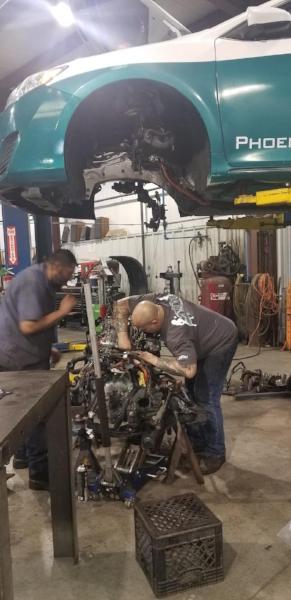 We do engine swaps