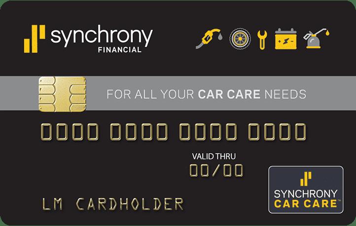 Car repair financing available