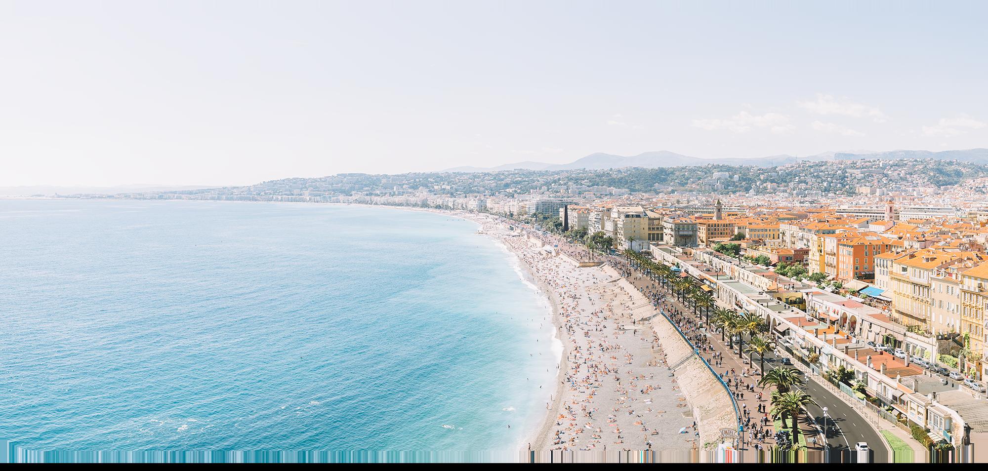 Nice, France - Spring Break - April 2017