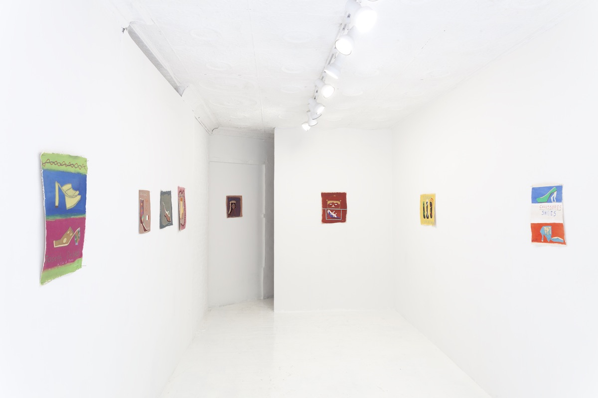 Installation view:  Alan Sturm , 2019, SITUATIONS
