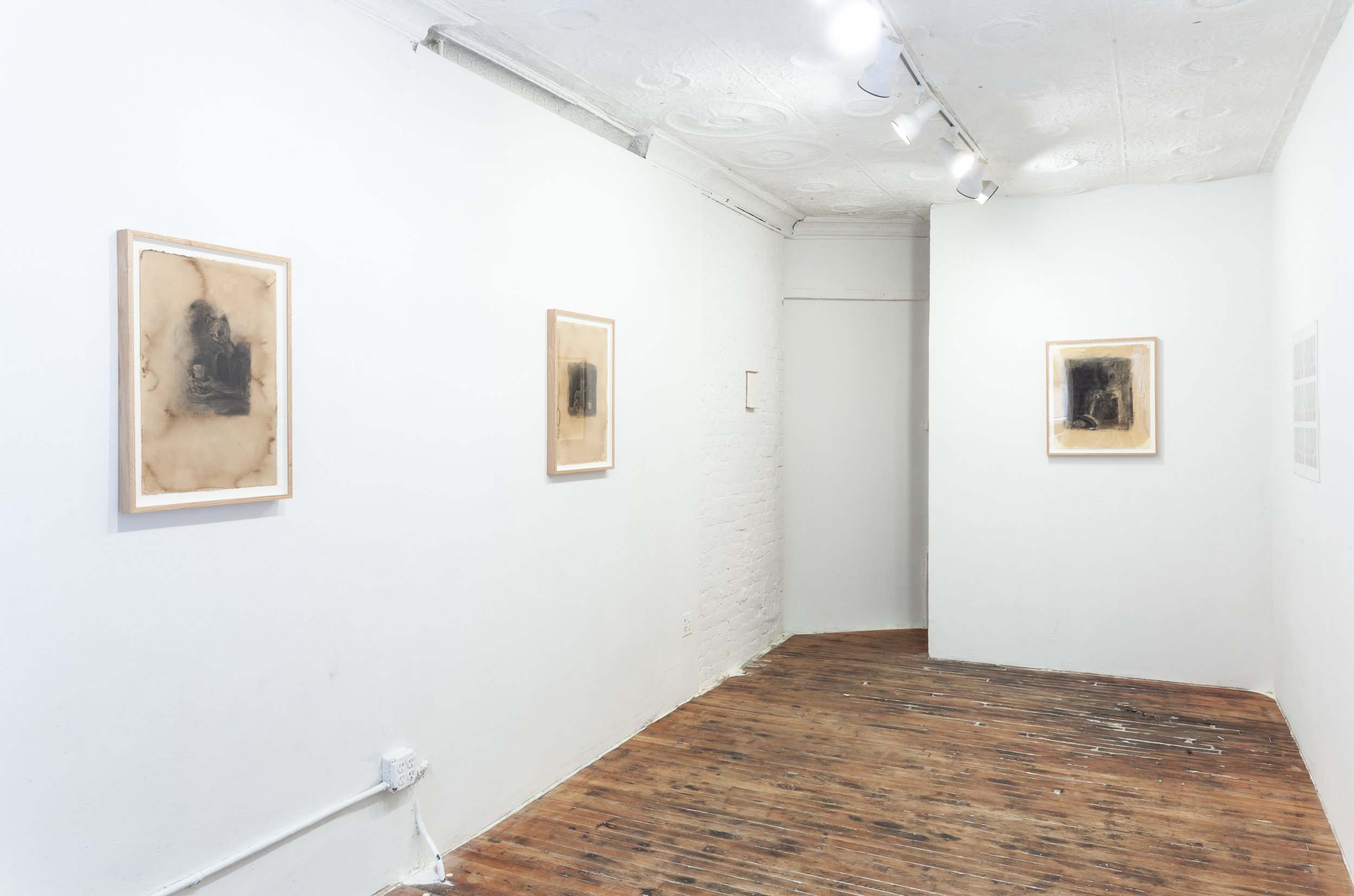 Installation view:  Coffee , SITUATIONS, New York, 2019
