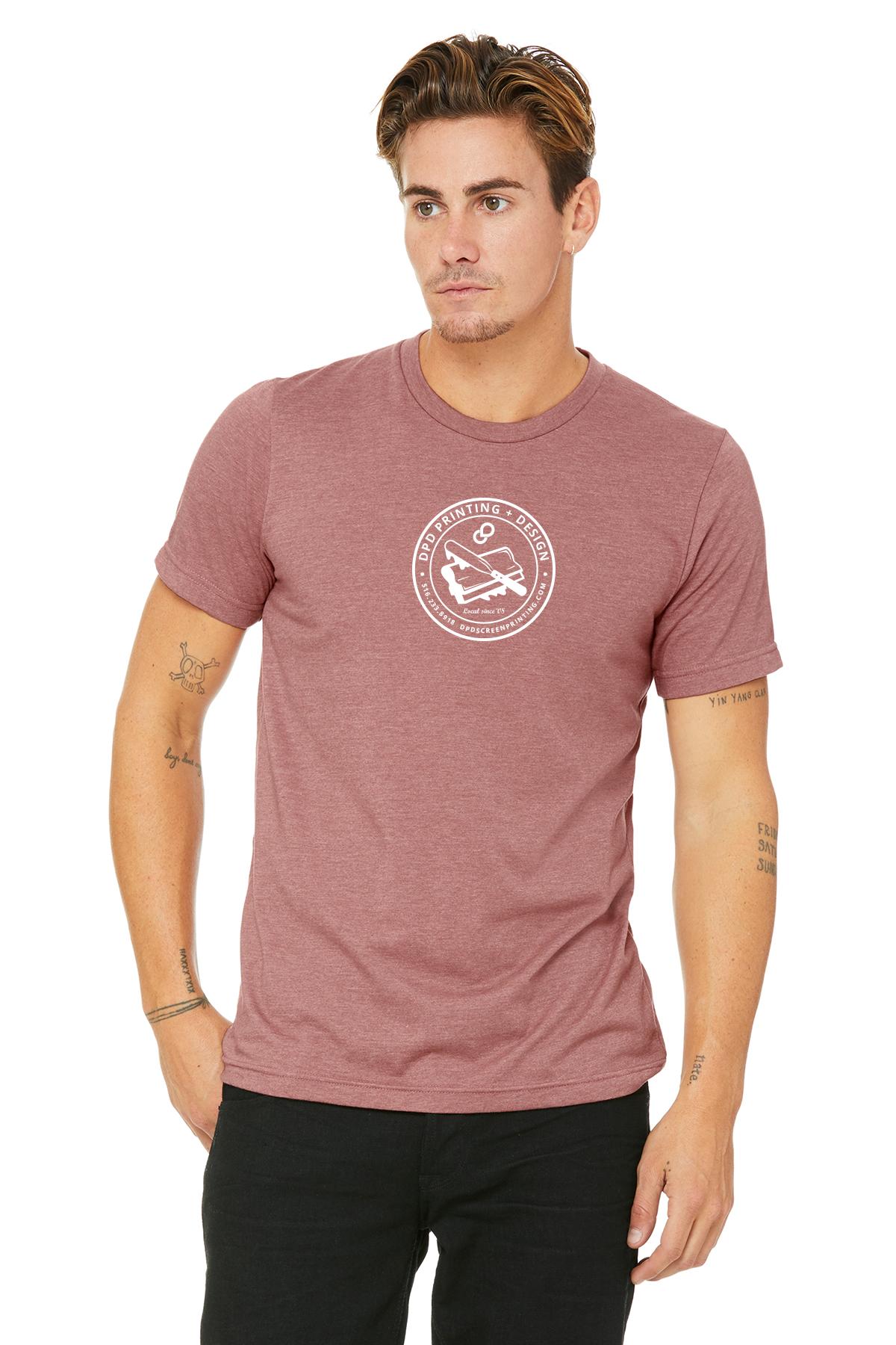T-shirts - Crew Necks, V-necks, Long Sleeve