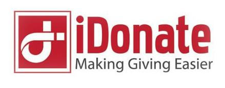 Donate Now through iDonate