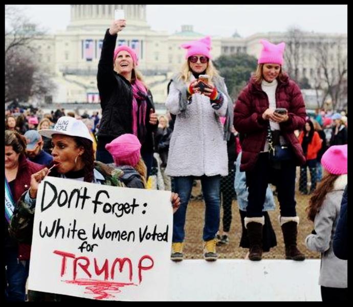 Women's March, January 21, 2017