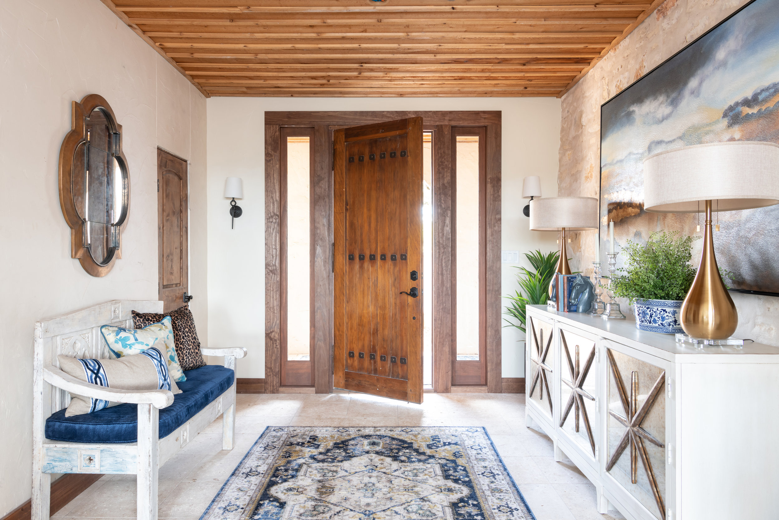 Dripping Springs Transitional Chateau -