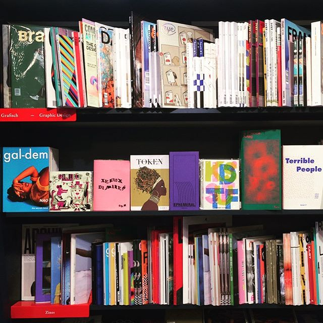 We are now stocked in Amsterdam at @athenaeumnieuwscentrum! ✨ among excellent company 💫
