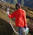 Ignatius Menzies, Ph.D. NZ Dept. Environment   Biography