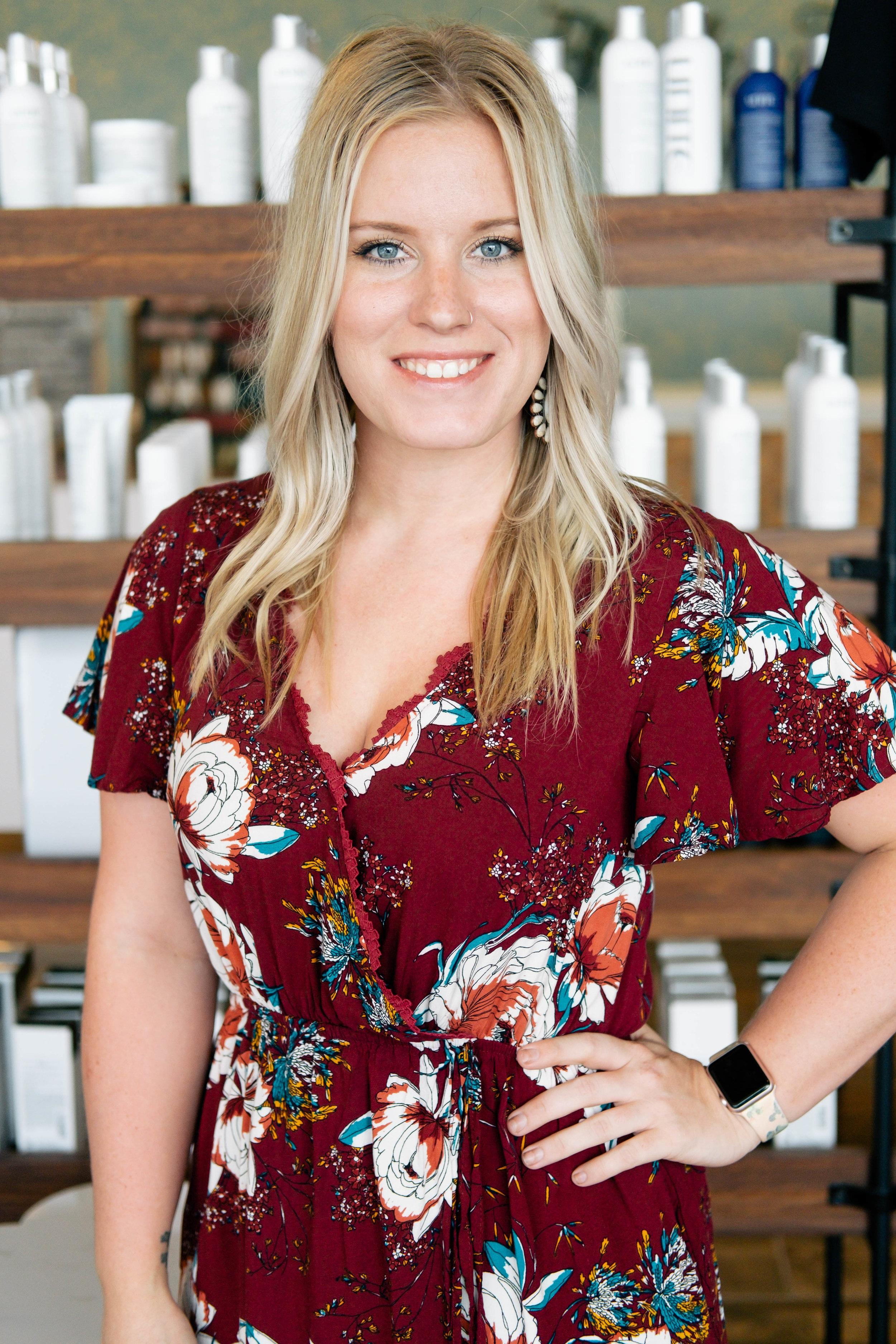 Katherine Riggs - Gold - stylist