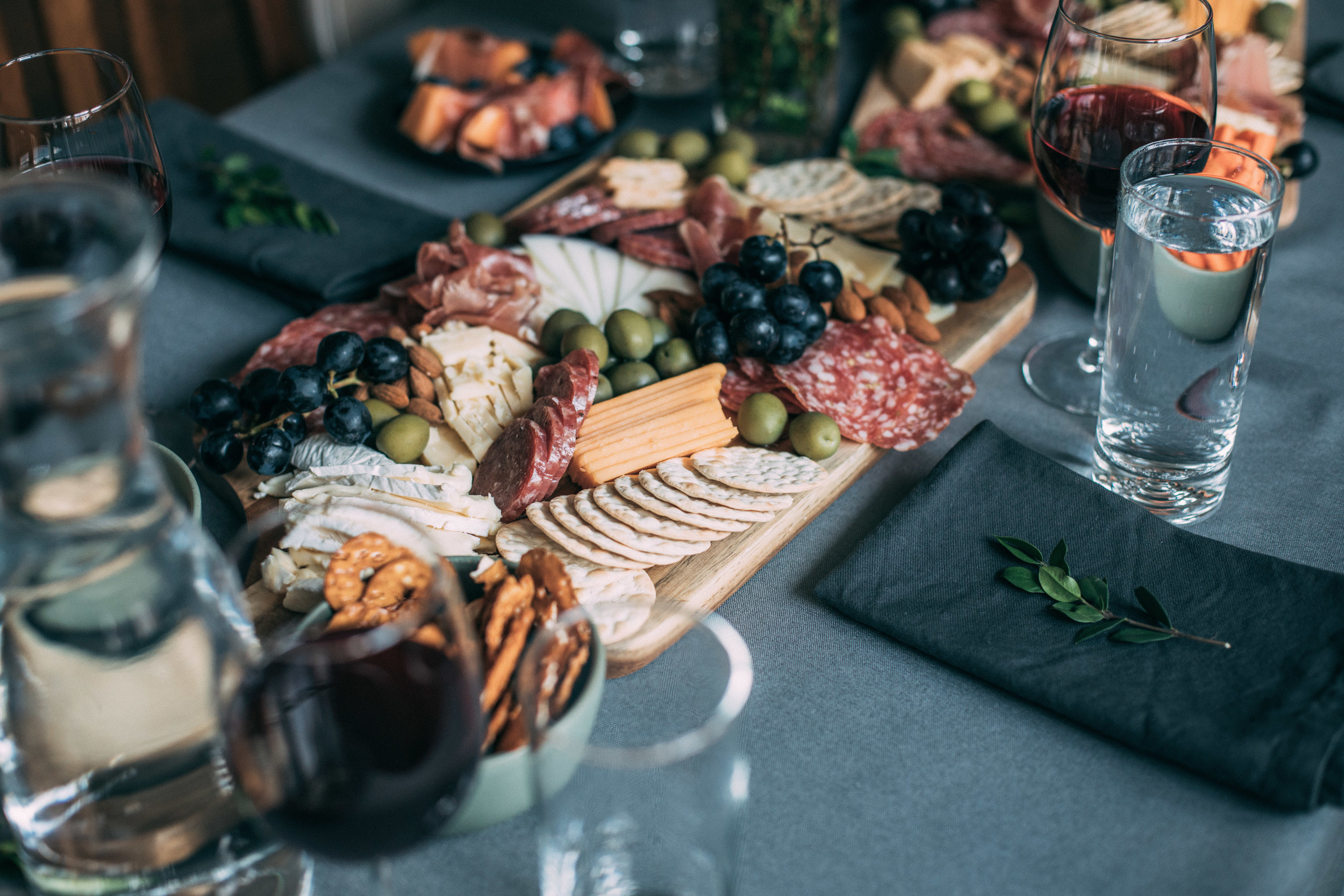 Easy Ways to Elevate Your Next Dinner Party Morgan Fite