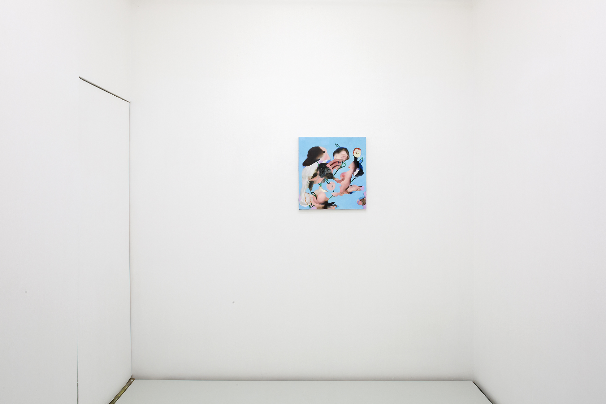 Installation View , In medias res, Lulu Mexico City
