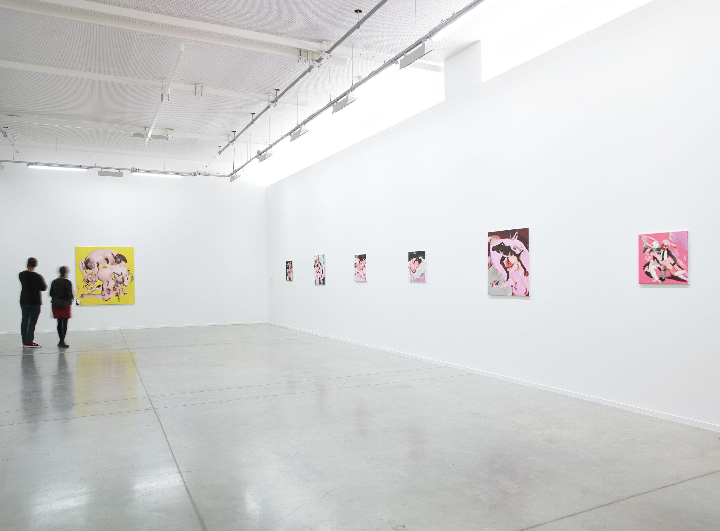 Installation View , UnTurning 2019, MO.CO. Montpellier