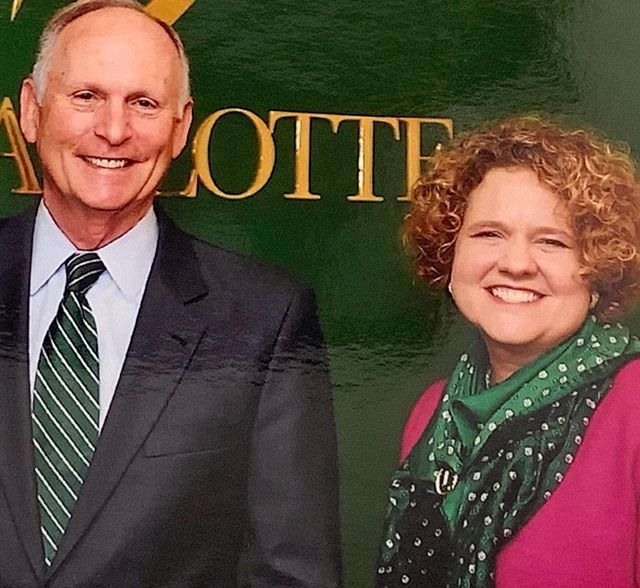 THANK YOU. @unccharlotte Chancellor Phil Dubois you have been the leader our city & University have needed. Under your guidance, we've grown & made such an impact on every student who has walked our campus. I hope to be a similar leader throughout my days as I serve our city & students.