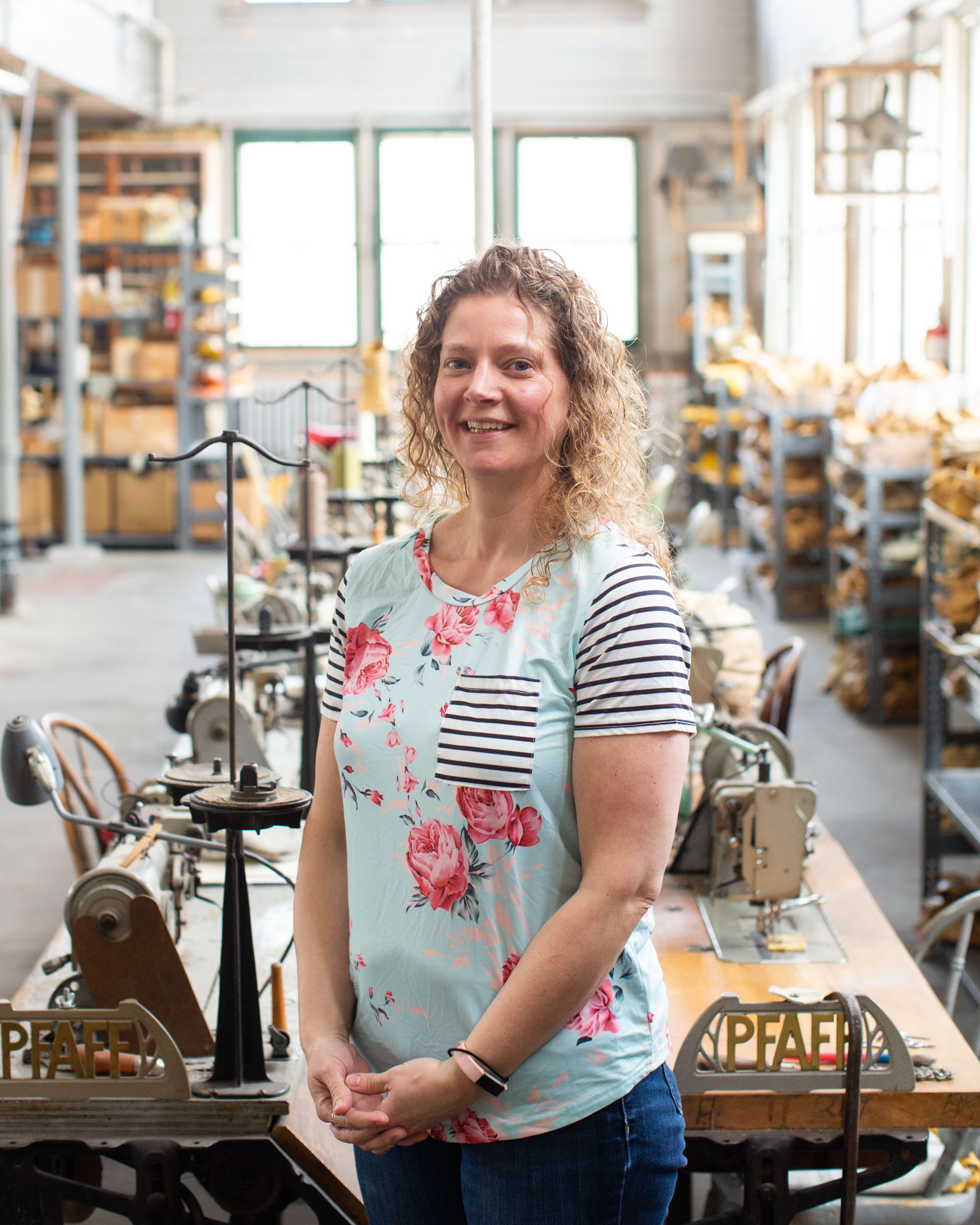 Heidi Haupt, Vermont Glove