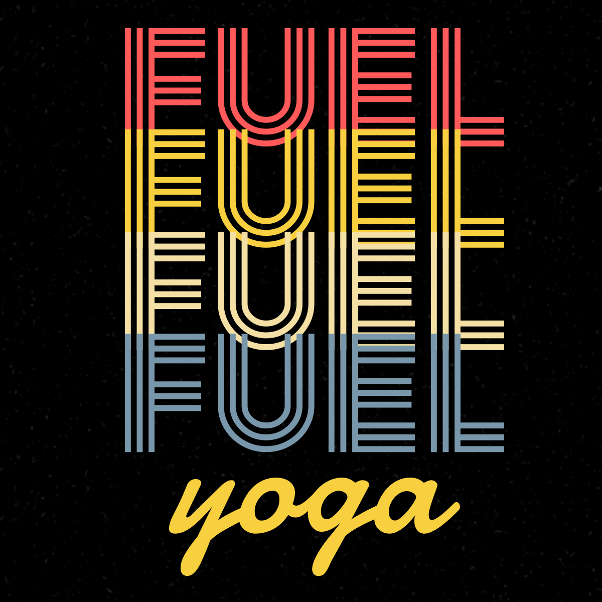 Fuel Yoga Shirts