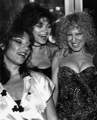 Bette Midler and the Harlettes