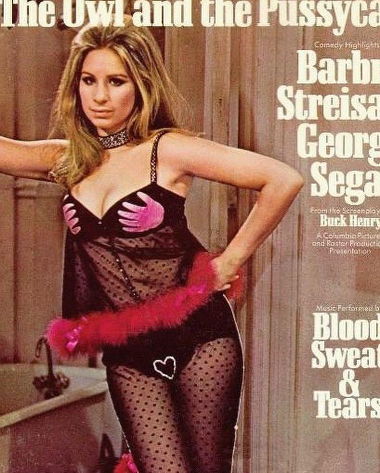 Oh my goodness Barbra!