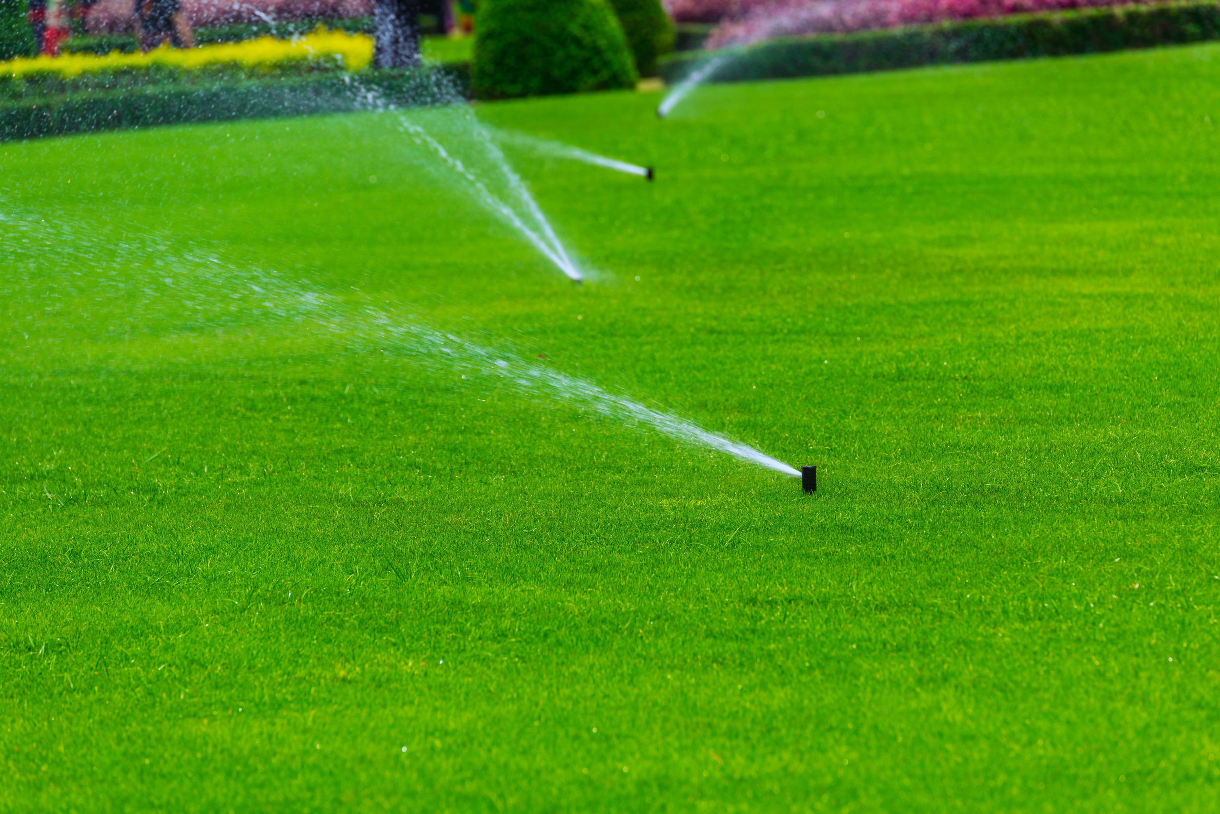 Irrigation   *Repairs and scheduled maintenance *New installations