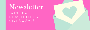 Sign-up for the Newsletter:   Get the monthly newsletter in your inbox!  Plus, you will be automatically be entered to win signed copies of books from authors featured on the podcast!