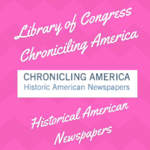 Finally, one site that is exceptional is the Library of Congress's Chronicling America:  https://chroniclingamerica.loc.gov     Use Your Local Library:  Don't forget that your local library will have access to archived newspaper. Even if they do not have access to what you are specifically looking for, they will more than likely be able to gain access to bigger library archives on your behalf.  Your Library Staff will be helpful allies regarding how to access newspapers. I am also certain they will be more than happy to help you with the challenge of researching beyond Google!