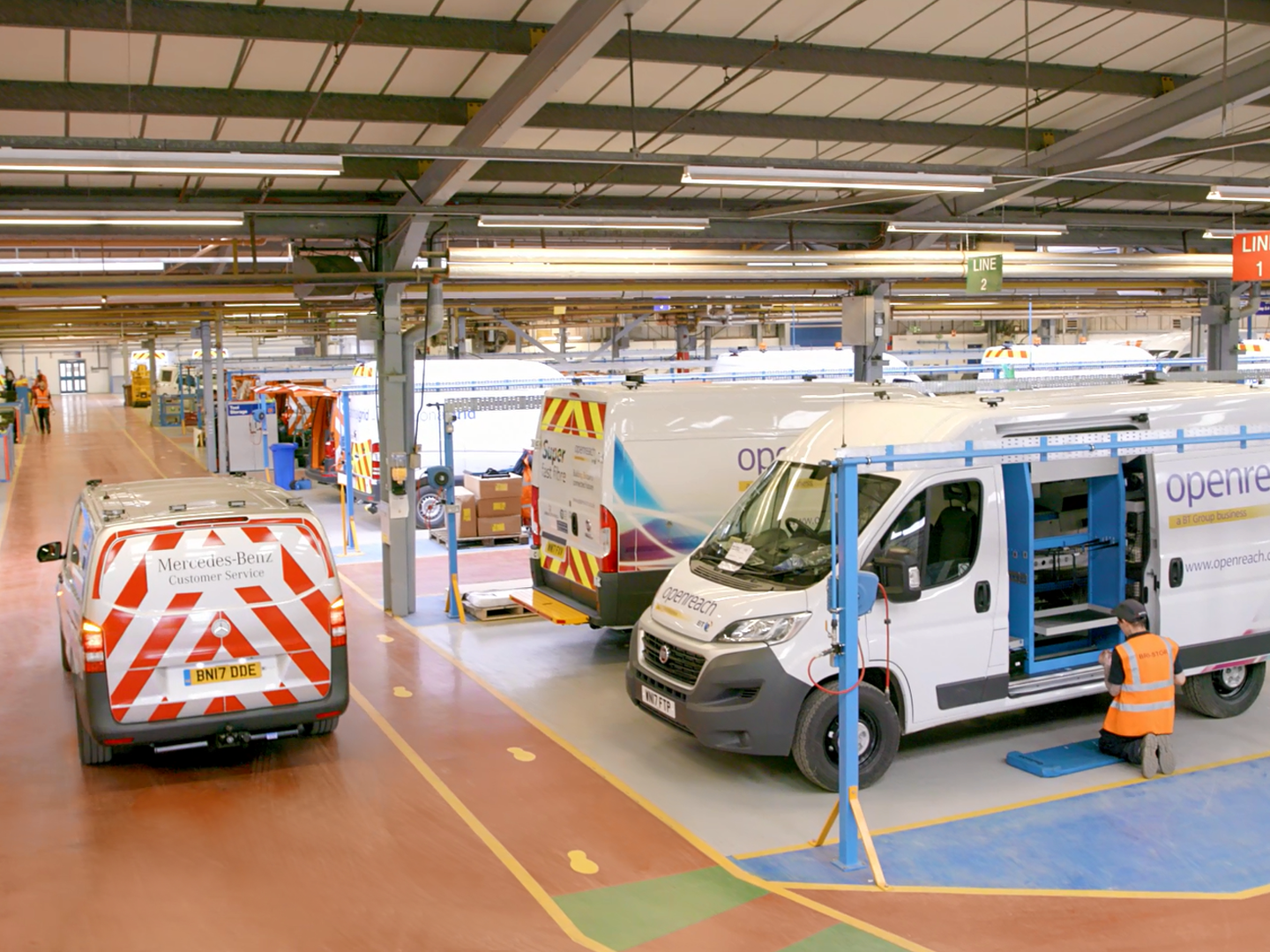 THE CLIENT - Bri-Stor Systems Ltd is the UK's largest manufacturer of light commercial vehicle conversions and van storage systems. They have been supplying the UK market for over 35 years and pride themselves on delivering a high quality product, on time to the agreed specification.