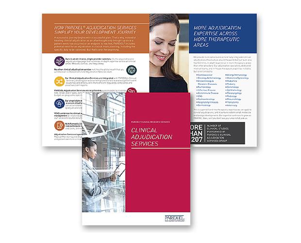Pharma/Biotech Industry Brochure