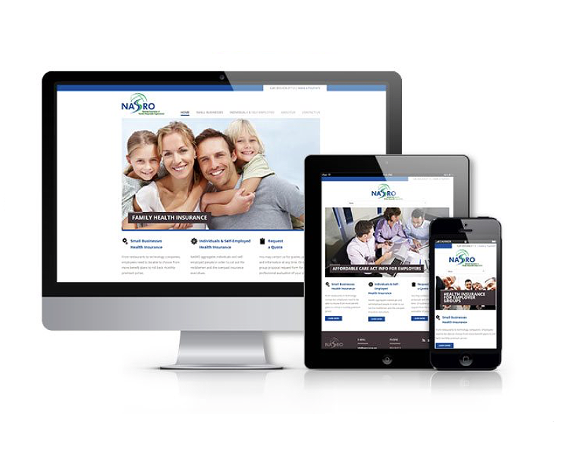 BUSINESS SERVICES NON-PROFIT WEBSITE