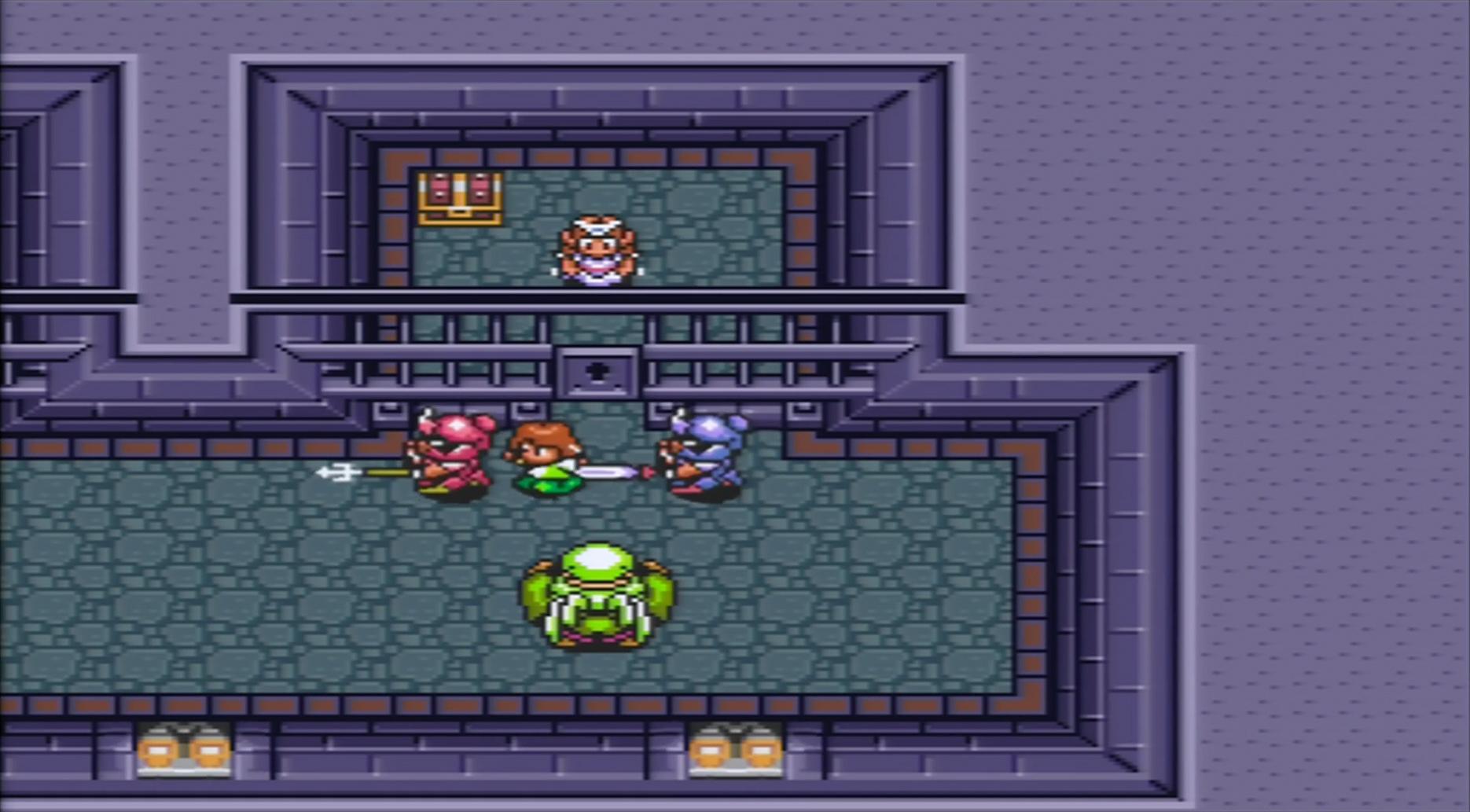 Copy of Legend of Zelda: HD Link for SNES