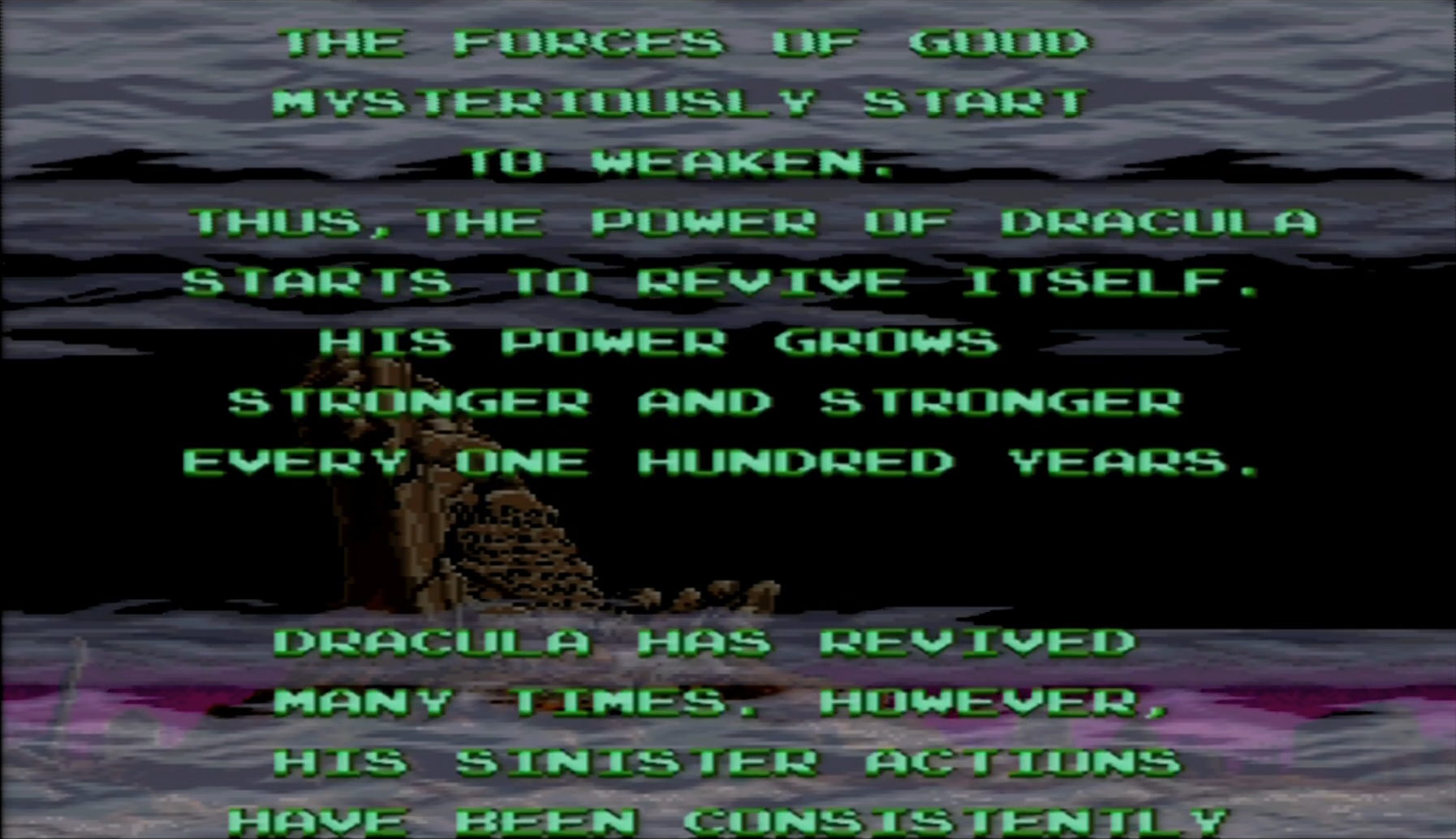 Copy of Castlevania IV: HD Link for SNES