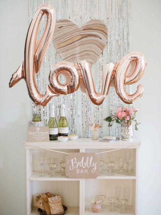 Bubbly Bridal Shower!
