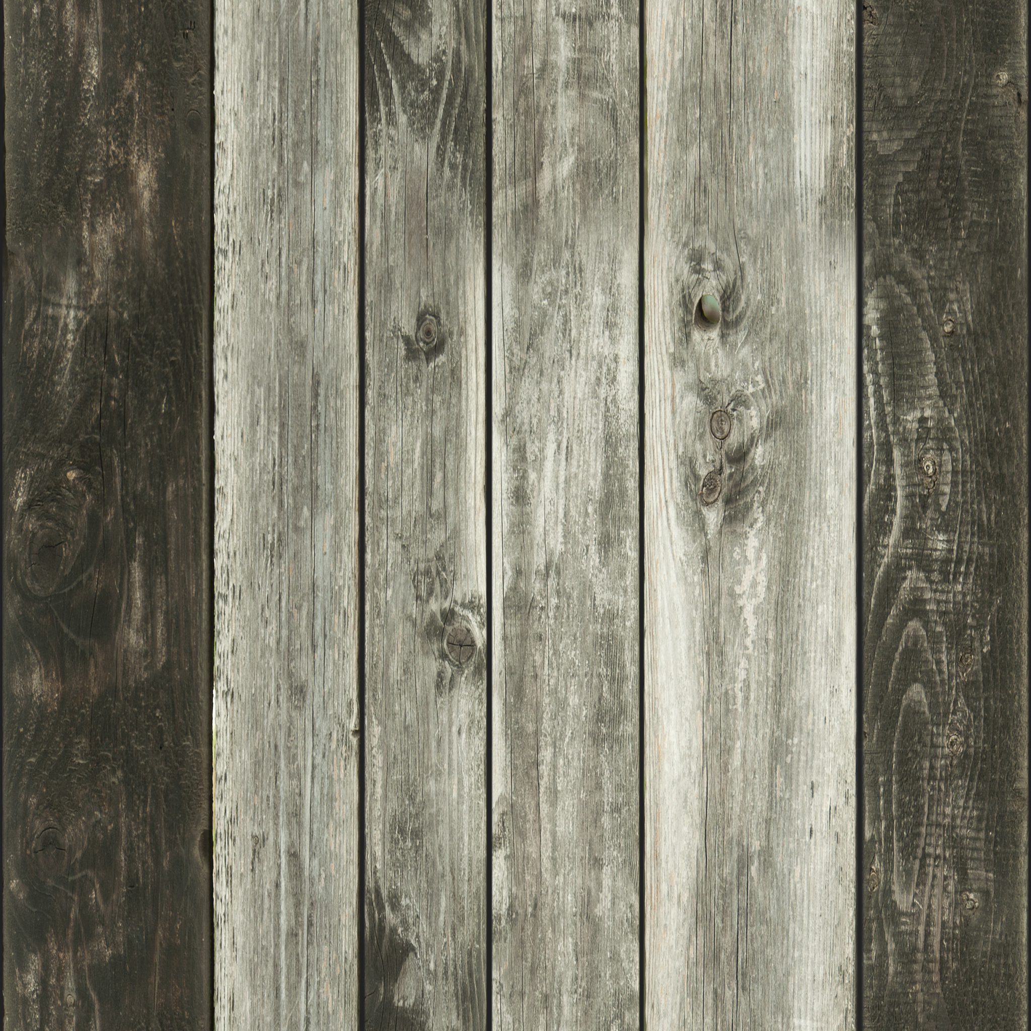 Antique Black Wood Fence.jpg