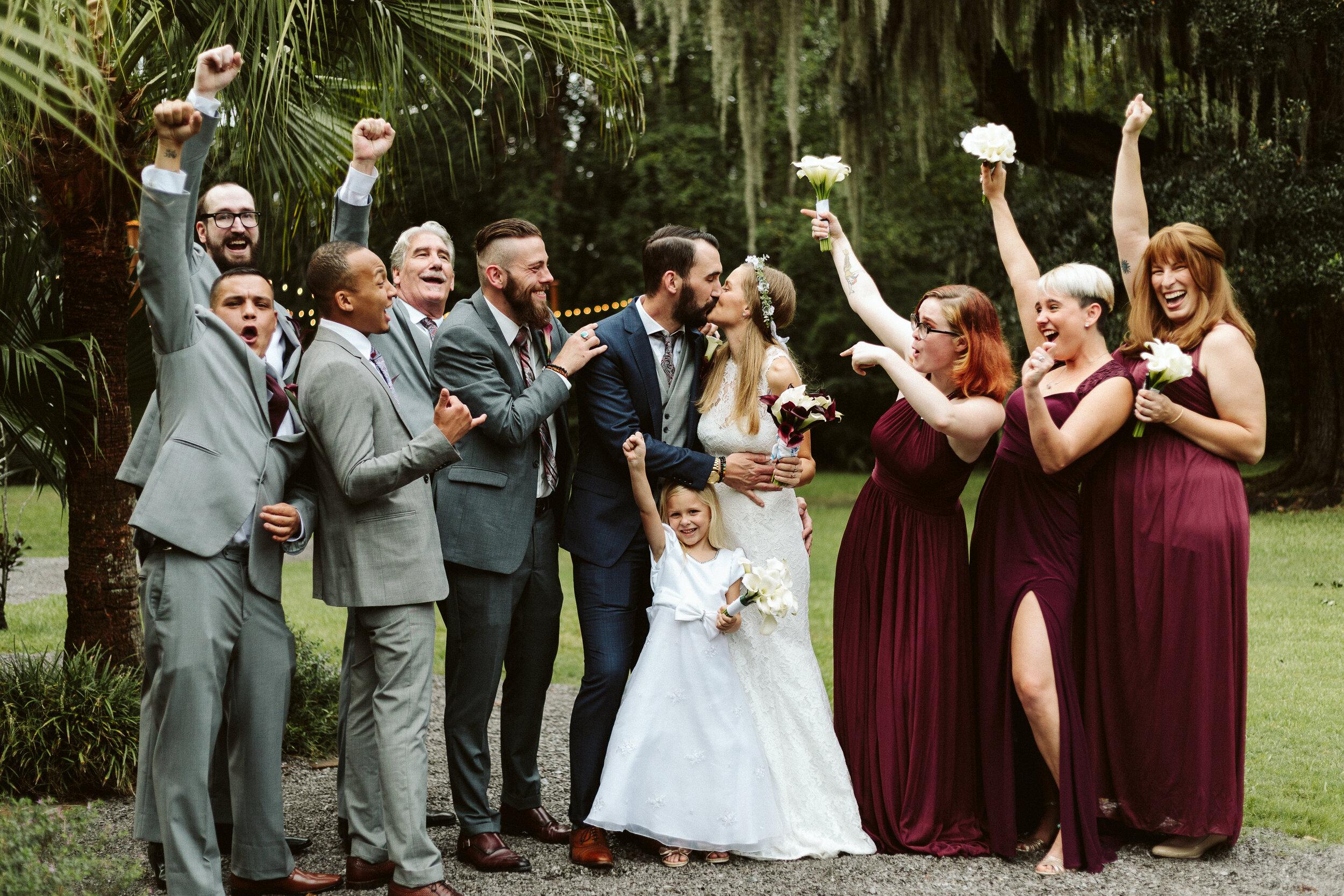 WEDDINGS + COUPLES -