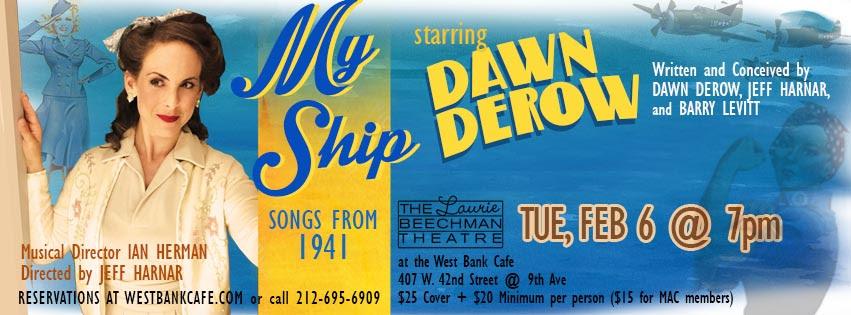 Dawn Derow My Ship poster.jpg