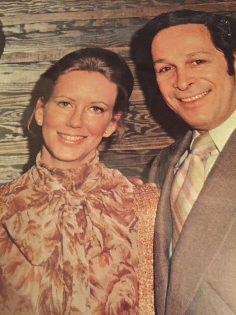"Judith Barcroft and Larry Keith (""All My Children"")"