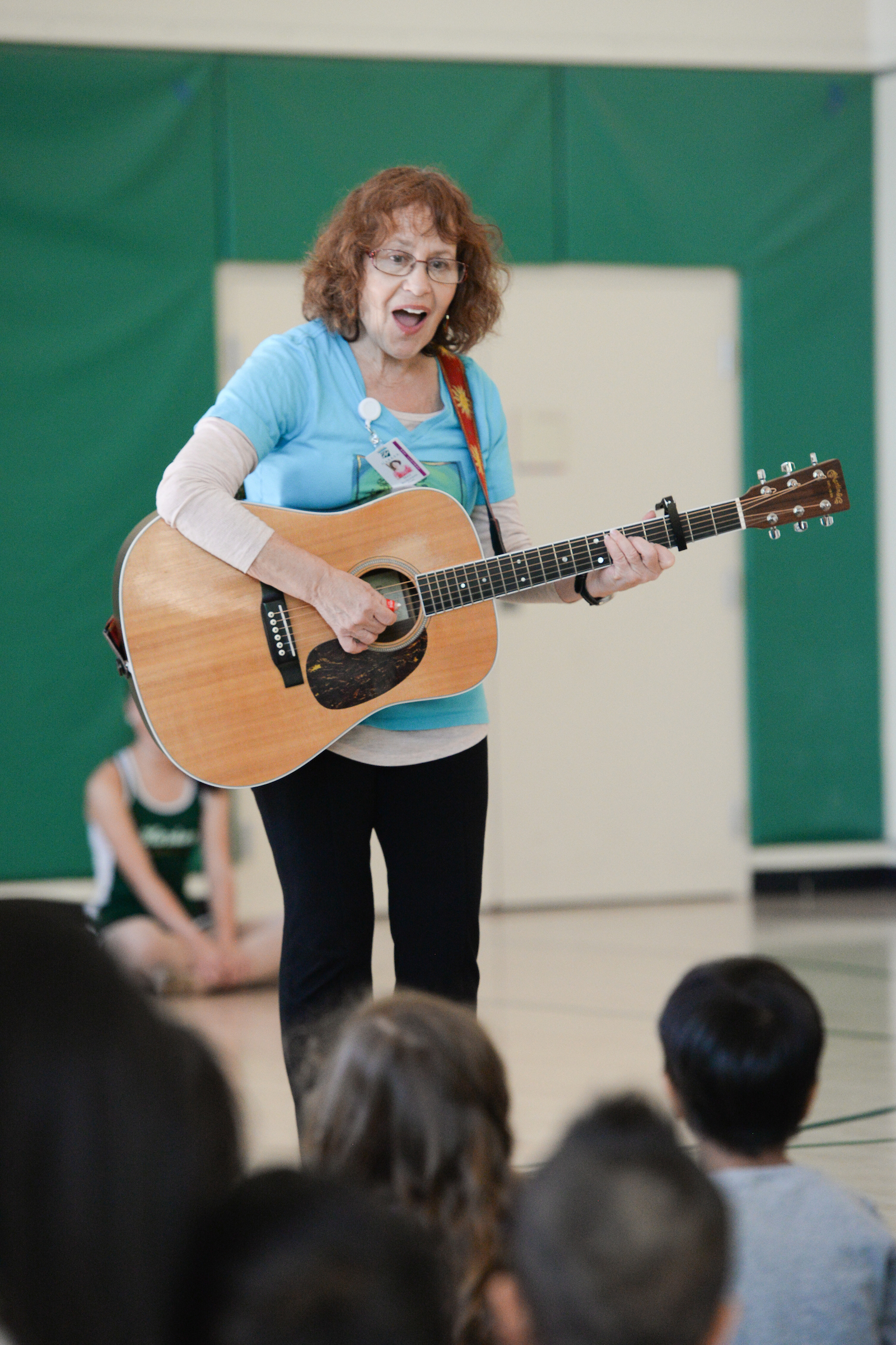 Mara Beckerman, Photo credit: The Harker School