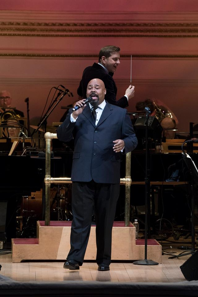 James Monroe Iglehart, Steven Reineke, and The New York Pops