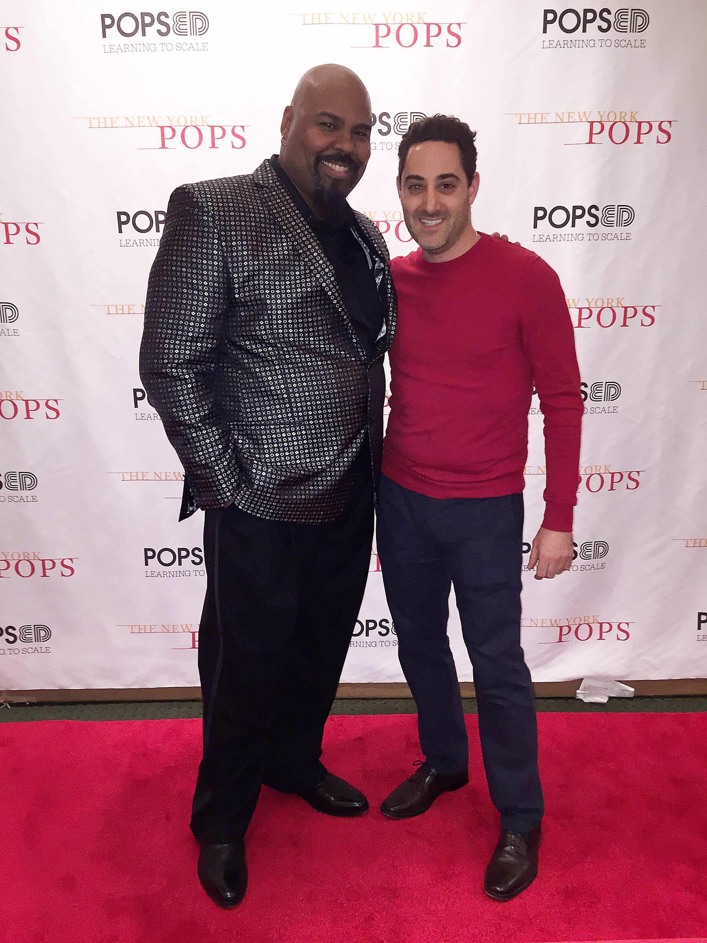 James Monroe Iglehart and Call Me Adam.jpg
