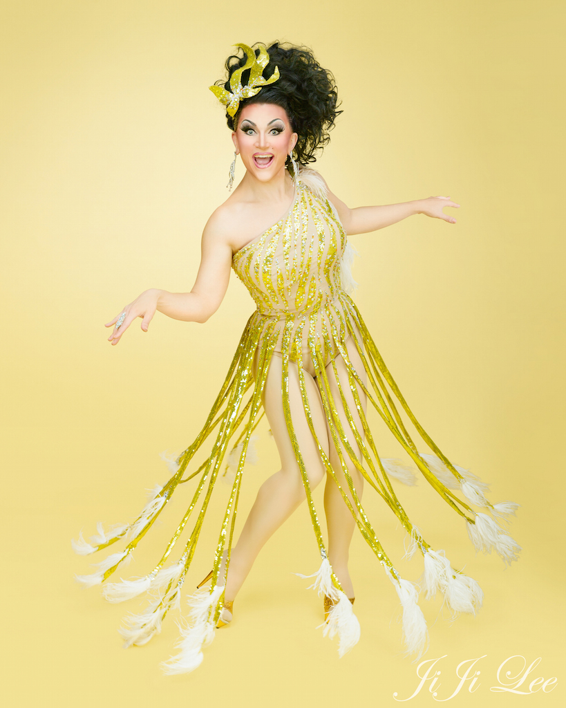 BenDeLaCreme, Photo Credit: Maddelynn Hatter