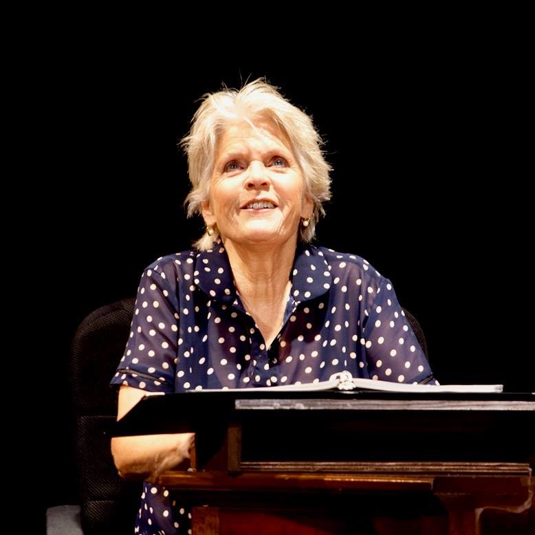 "Meredith Baxter as ""Melissa"" in a previous production of A.R. Gurney's ""Love Letters"""