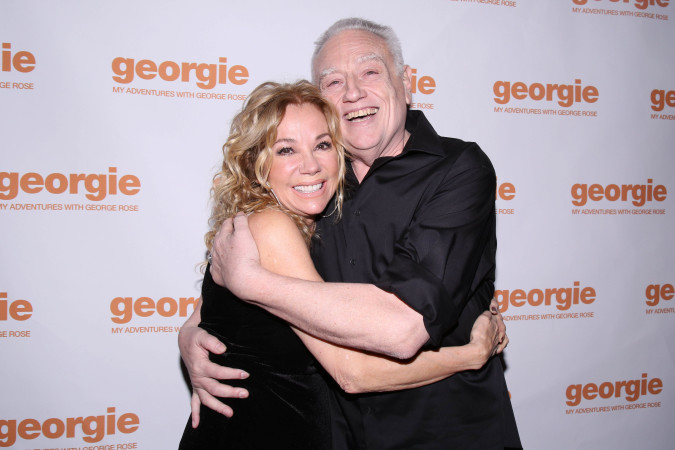 Kathie Lee Gifford and Ed Dixon, Photo Credit: Joseph Marzullo