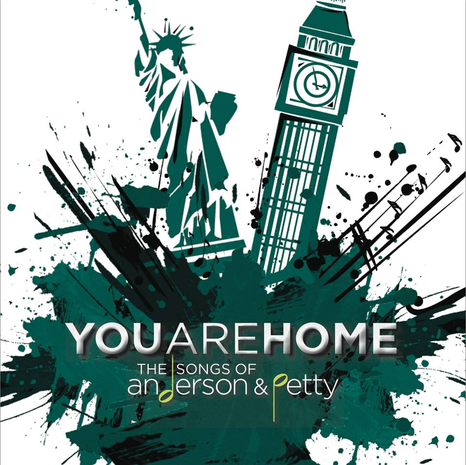 Barry Anderson You Are Home CD.jpg