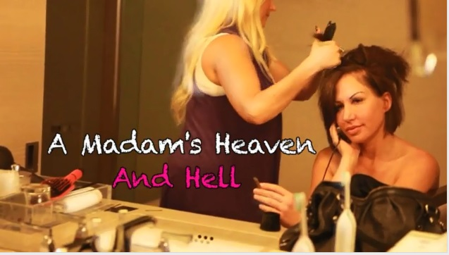 """Jodi Mattinson in """"A Madam's Heaven and Hell"""""""