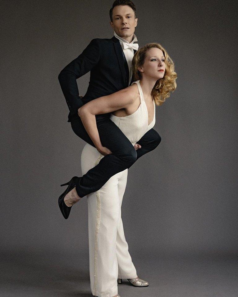Kim David Smith and Molly Pope