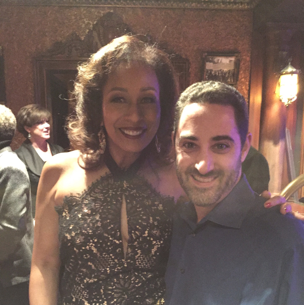 Tamara Tunie and Call Me Adam at Feinstein's/54 Below (2015)
