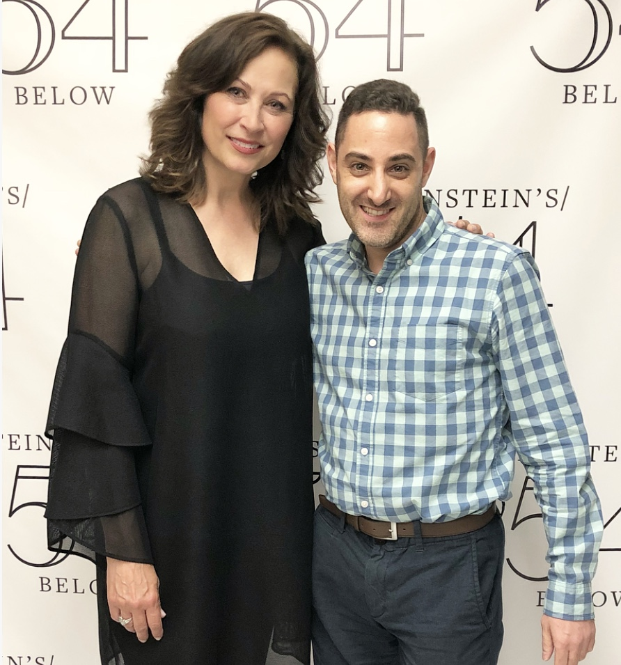Linda Eder and Call Me Adam at Feinstein's/54 Below, Photo Credit: Andrew Werner