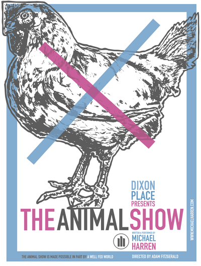 Michael Harren The Animal Show poster.jpg