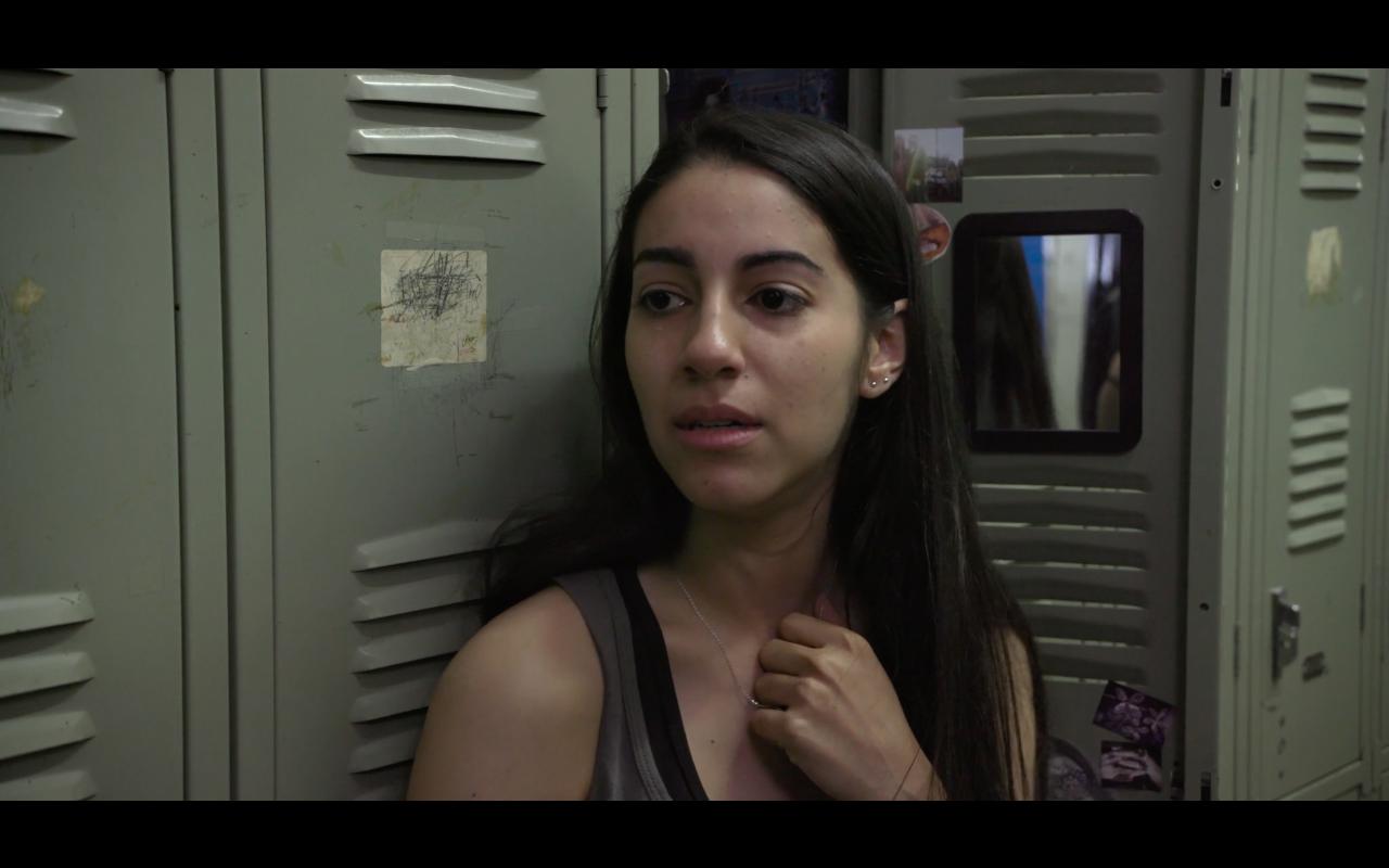 "Carlotta Summers as ""Melanie"" in ""Butterflies"""