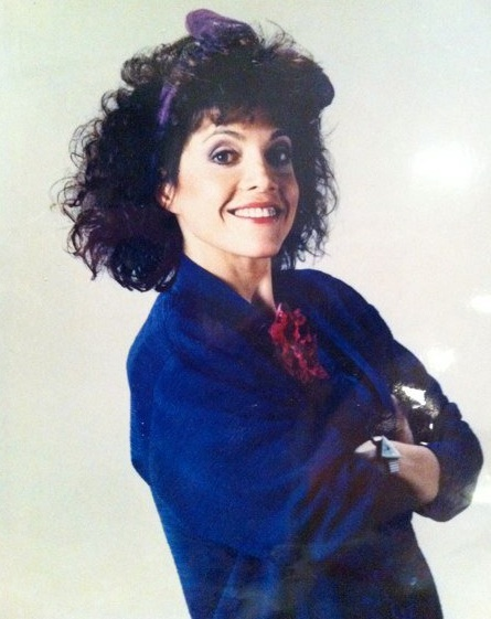 "Joan Ryan as ""Tina Pallodrino"" from ""Saved By The Bell"""