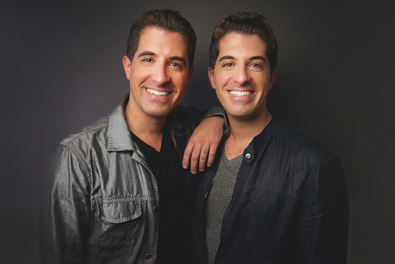 Will and Anthony Nunziata, Photo Credit: Michael Kushner Photography
