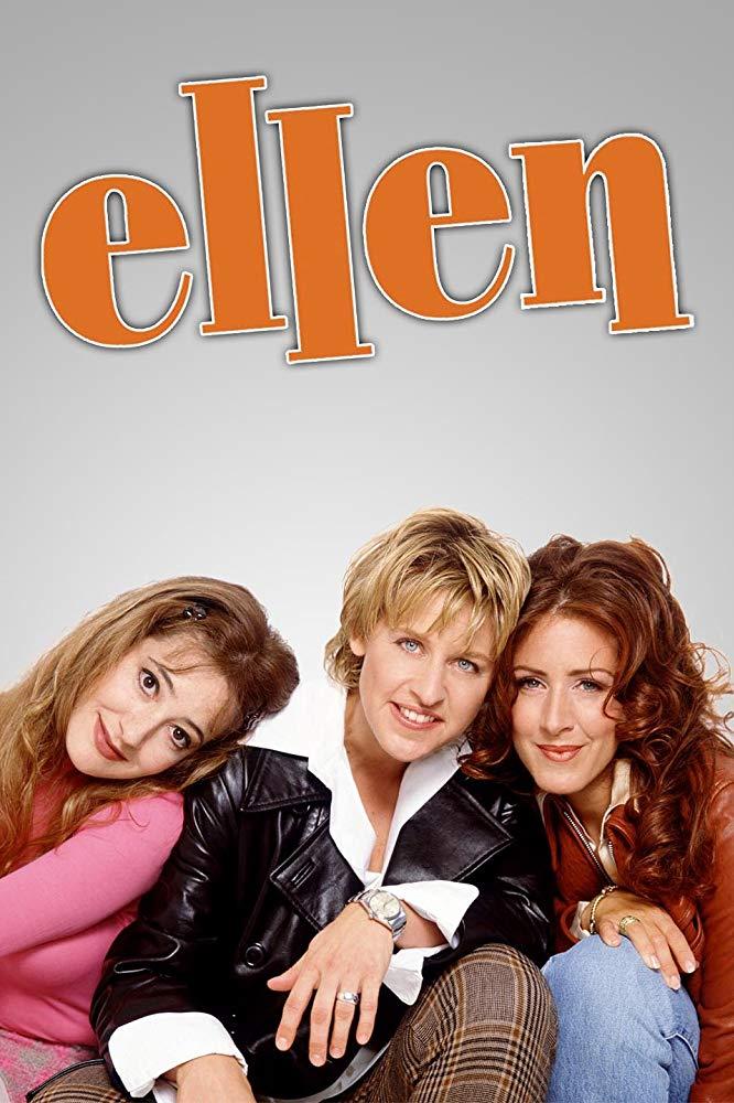 Clea Lewis, Ellen DeGeneres, and Joely Fisher